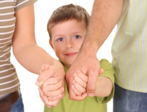 Поощрение и наказание детей