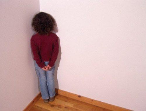 Методы наказания ребенка
