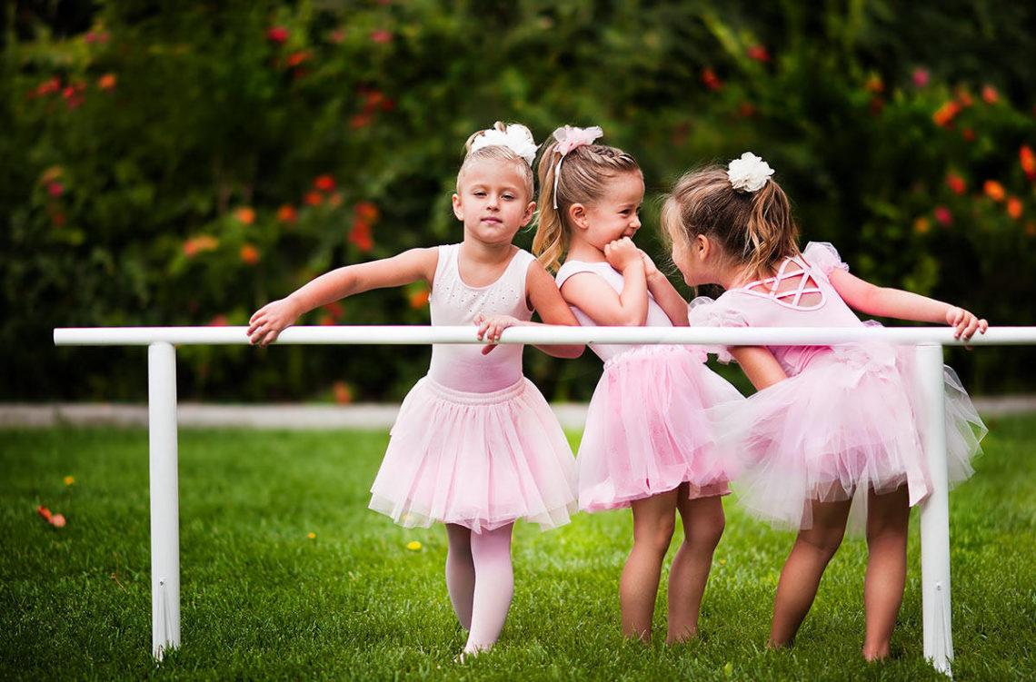 Как воспитывать детей девочек