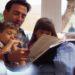 Как отцы воспитывают детей