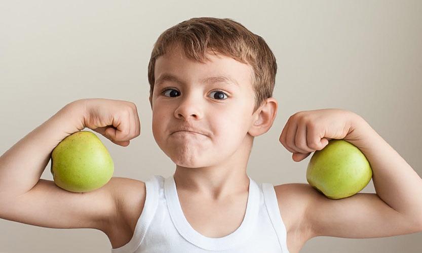 Как воспитать здорового ребенка