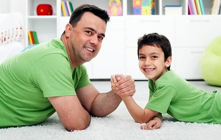 Как воспитать ребенка мужчиной