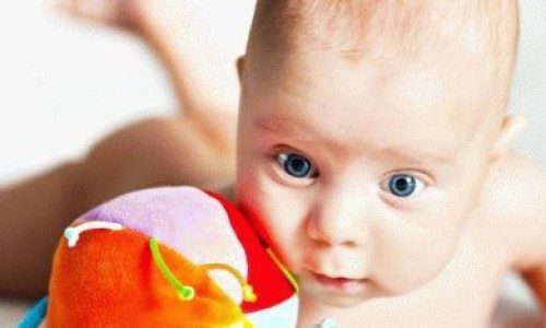 Как воспитывать ребенка в 3 месяца