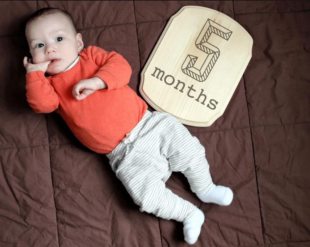 Как воспитывать ребенка в 5 месяцев