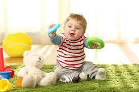 Как воспитывать ребенка в 7 месяцев