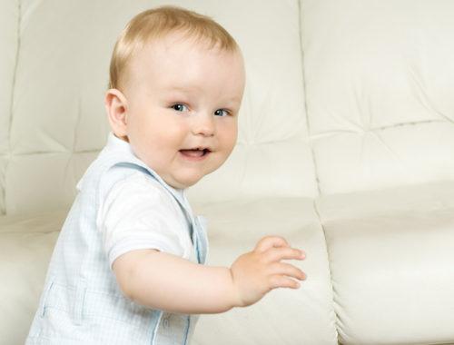 Как воспитывать ребенка в 9 месяцев