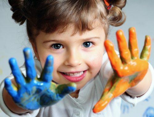 Как воспитывать ребенка 4 лет