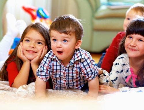Как воспитывают детей в разных возрастах