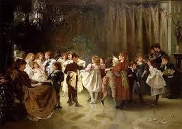 Как воспитывали дворянских детей