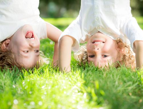 Как воспитывать здорового и счастливого ребенка