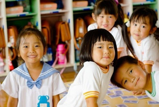 Как воспитывают детей в Японии