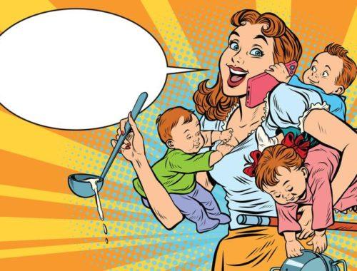 Как воспитывать правильно 3х детей