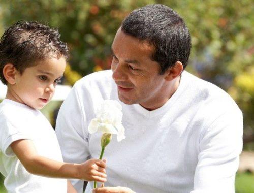 Как воспитывать ребенка жены