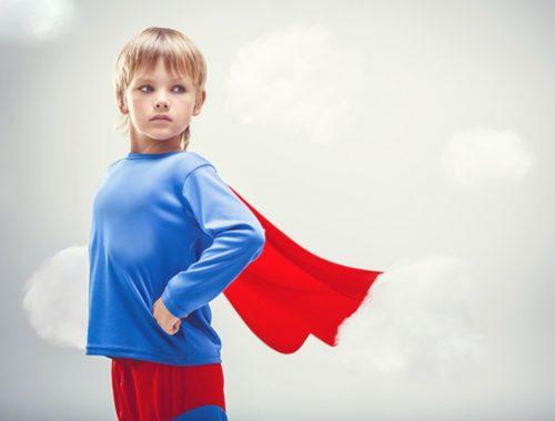 Как воспитать ребенка сильным