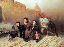 Как воспитывали детей в Древней Руси