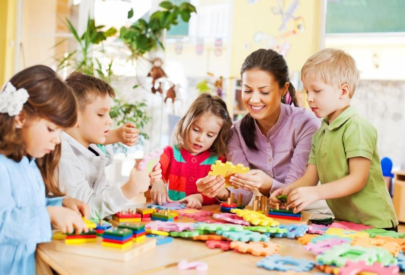 Игры для воспитания и обучения ребенка