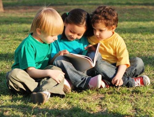 Как воспитать трех детей