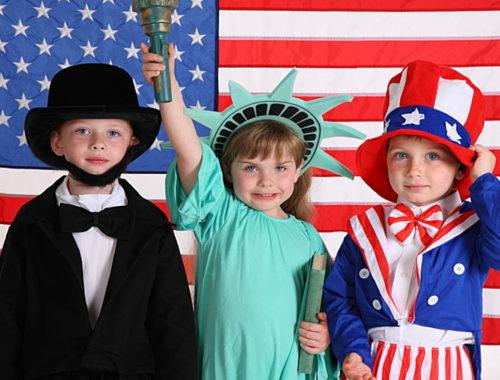 Как воспитывают детей в США