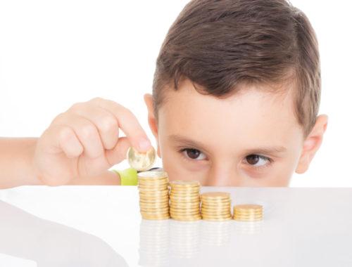 Как воспитать ребенка богатым