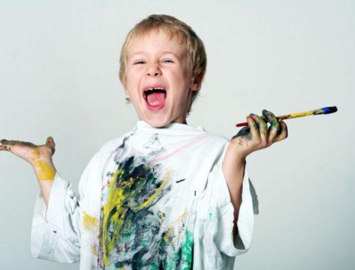 Как воспитывать ребенка холерика