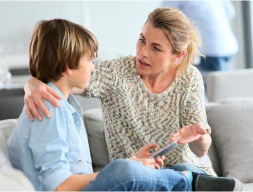 Как воспитывать несовершеннолетних детей