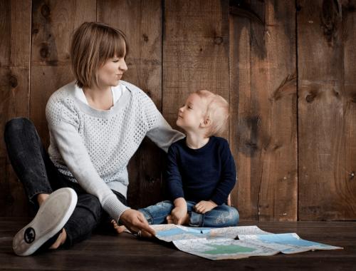 Как вырастить воспитанного ребенка