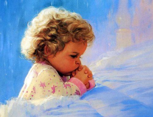 Как воспитывать ребенка в вере