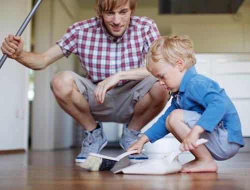 Как воспитать ребенка аккуратным