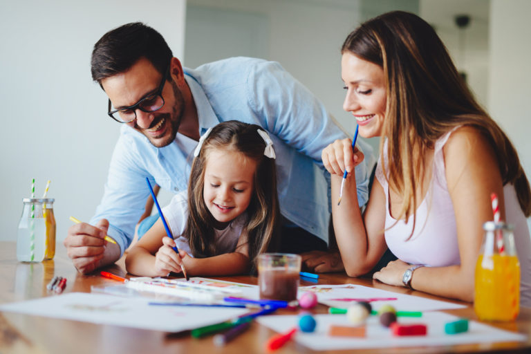 Как воспитать ребенка спокойным