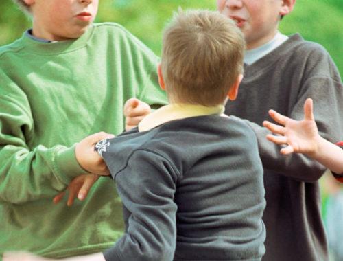 издевательства над ребенком в школе